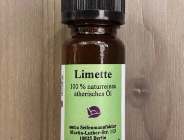 Limette (Citrus aurantifolia) 10ml