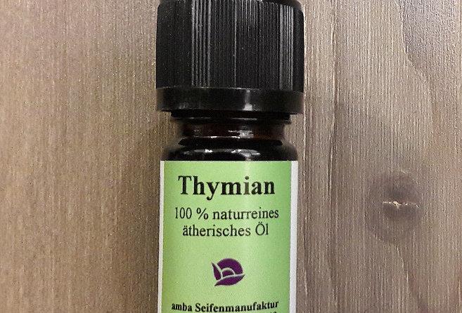 Thyme (Thymus vulgaris) 5ml