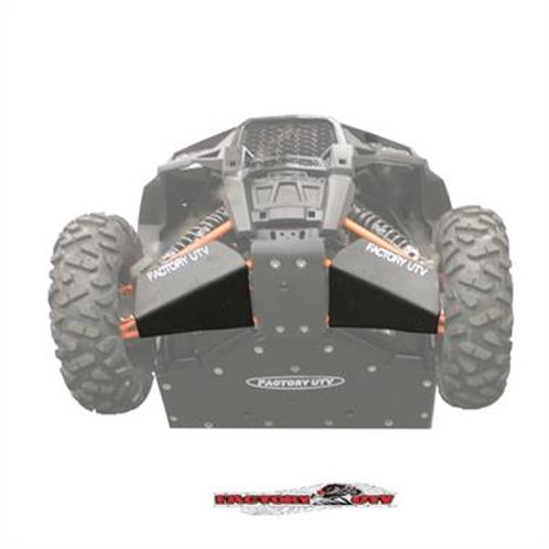 Factory UTV 3/8 Inch UHMW A-Arm Guards - XPAARMS