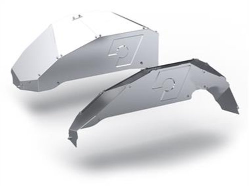 Artec Wrangler 07-current Rear Inner Fenders - JK2111