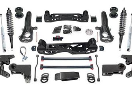 2014 DODGE 1500 4 Inch Lift Kit with ES9000 Shocks