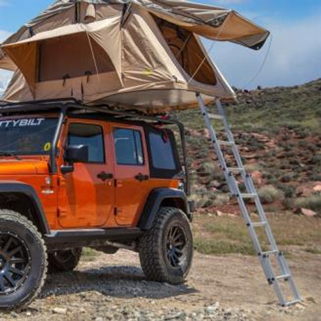 Smittybilt Roof Top Tent Ladder Extension - 2785