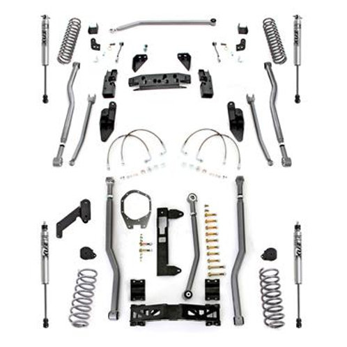 Rubicon Express 3.5 Inch Extreme Duty 4-Link Front/Rear 3-Link Long Arm Lift Kit