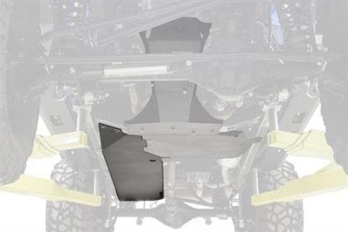 Jeep Fab Four Gas Tank Skid Plate