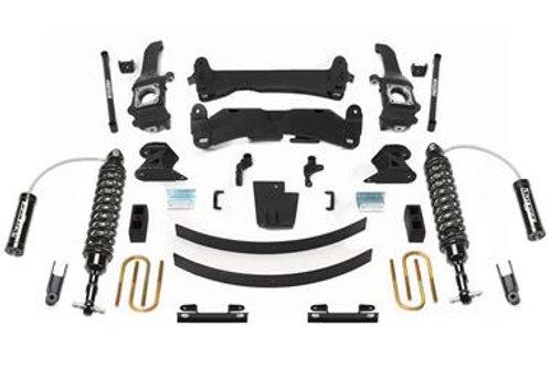 2015 ToyotaTacoma Fab Tech 6 Inch Performance Lift Kit