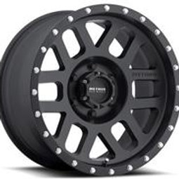 METHOD MR306 Mesh, 20x9 - Matte Black