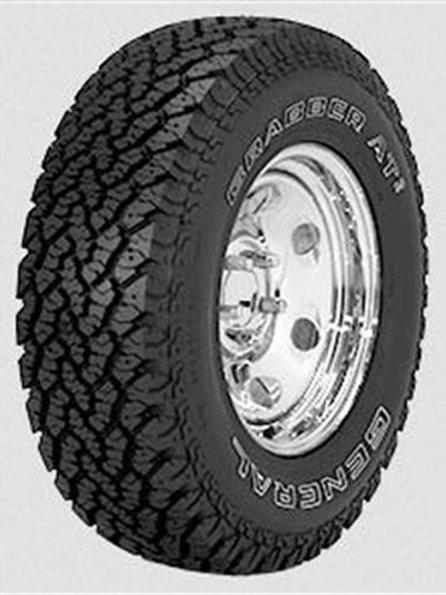 General Tire LT235/75R15, Grabber AT2
