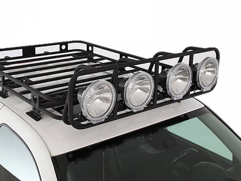Smittybilt Defender Rack Light Cage - 40002