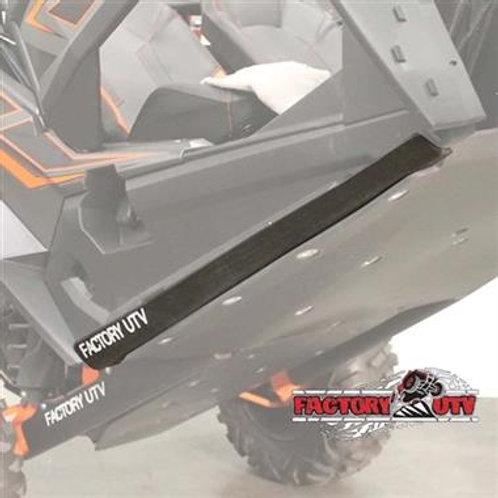 Factory UTV 3/8 Inch UHMW Rock Sliders - XP1K38SLIDE