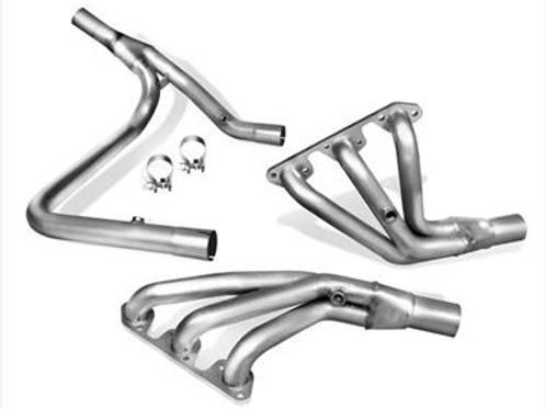 Borla 07-08 Rubicon OffRoad XR-1 Stainless Long Headers
