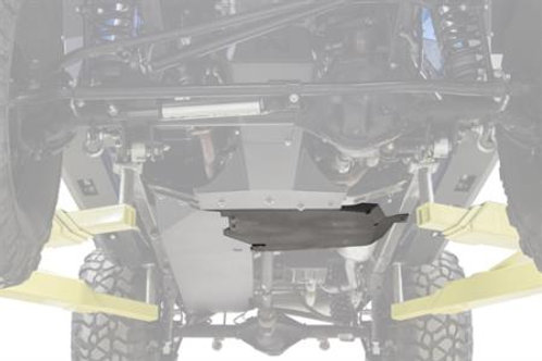 Fab Four Jeep Transfer Case Skid Plate