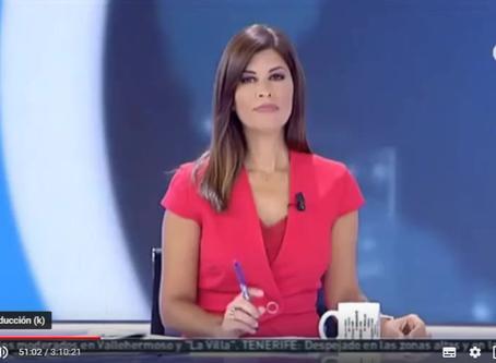 Entrevista de Yurena Carrillo, Presidenta del Observatorio de Delitos Informáticos de Canarias.