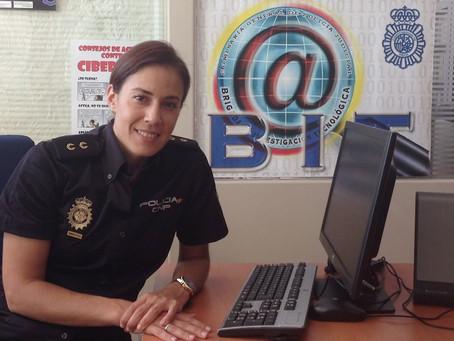 """Diario de una policía contra el cibercrimen: """"Vas a ser víctima de un delito en internet"""""""