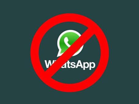 Cuidado con hacer esto en WhatsApp: puedes ser suspendido si incumples alguna de estas normas