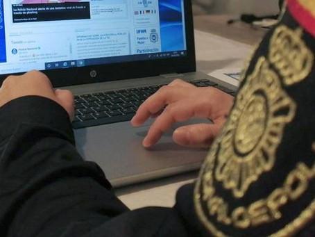 La Policía esclarece una estafa por internet llevaba a cabo desde una autocaravana en Avilés