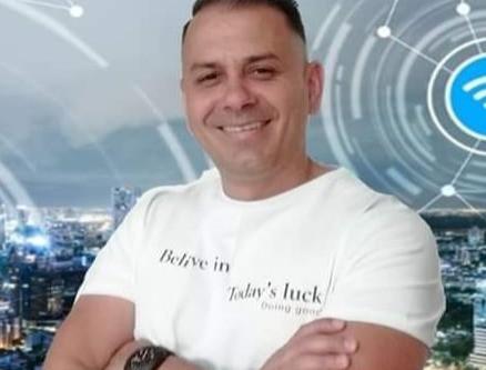 Entrevista a Sergio Díaz en Canal 10 TV Tenerife