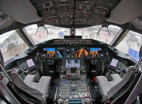 Boeing, la interferencia de teléfonos móviles en su sistema