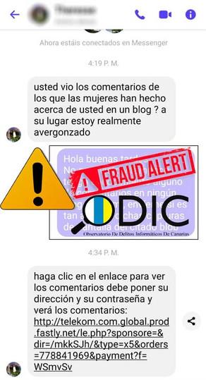 Utilizan perfiles falsos para desacreditar a usuarios de Facebook y robar sus cuentas
