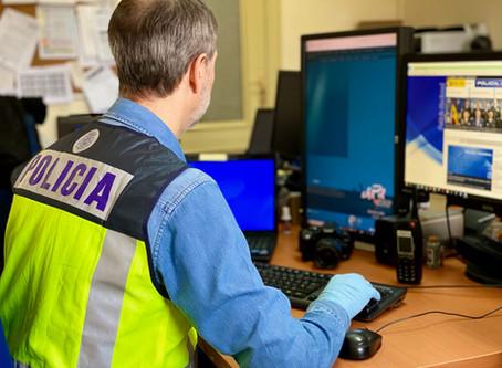 Los delitos de estafas por Internet han aumentado al menos en un 70%, durante el confinamiento.