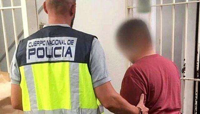 El ahora condenado fue detenido hasta en dos ocasiones por la Policía Nacional.