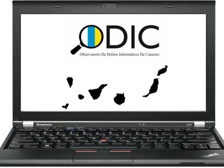 Aumenta la Cibercriminalidad en la provincia de Las Palmas en el 2017