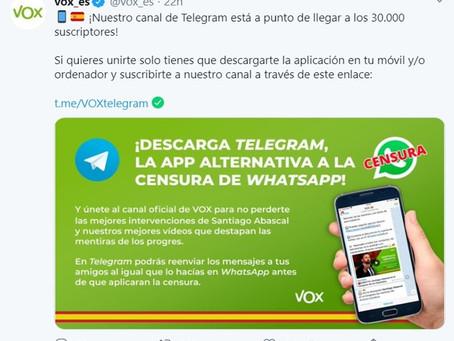 Cómo un bulo ha hecho que miles de personas se pasen de WhatsApp a Telegram