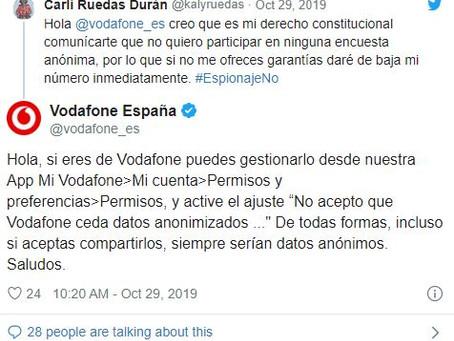 Estalla la polémica en España: ciudadanos serán rastreados