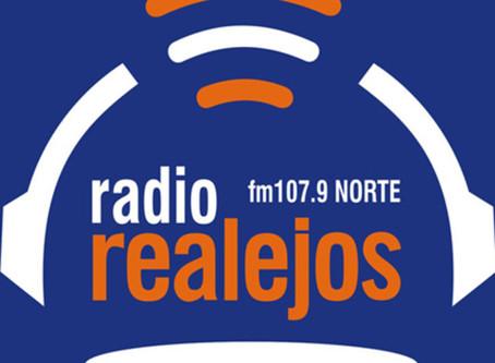 Entrevista a Sergio Díaz y Pablo González en Radio Los Realejos