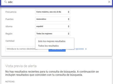 Cuidado con las alertas de Google que recibes, están llenas de malware y estafas