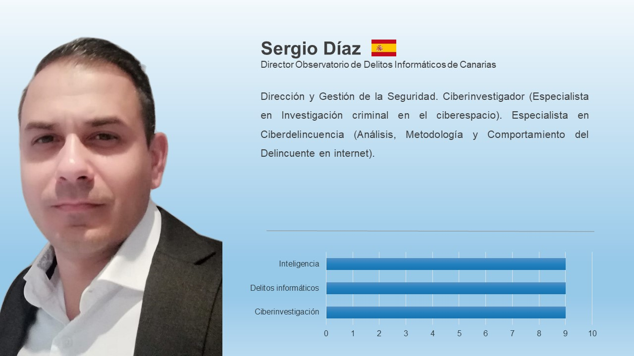 Equipo de Trabajo ODIC Sergio
