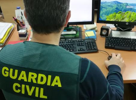 La Guardia Civil de Zamora destapa una estafa relacionada con la venta de tractores por internet