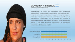 Equipo de Trabajo ODIC Claudina F Sirero