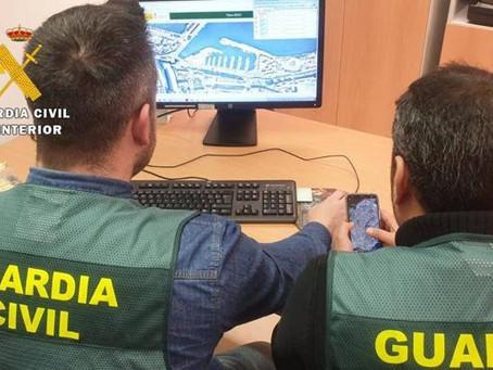 La Guardia Civil investiga a dos personas por estafa en la venta de un perro