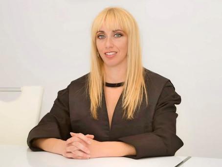"""Yurena Carrillo: """"La pequeña empresa sufre mayor riesgo de ciberdelincuencia"""""""