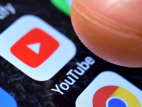 Multa de 154 millones para Google por recopilar datos de niños en Youtube sin permiso de los padres
