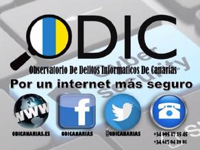 Infraestructuras del Observatorio de Delitos Informáticos de Canarias - ODIC