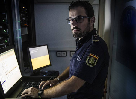 El policía de la 'dark web'