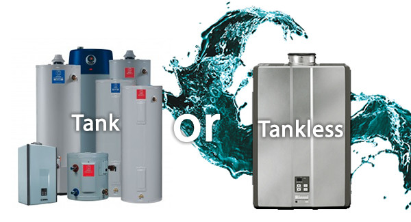 Tank vs. Tankless