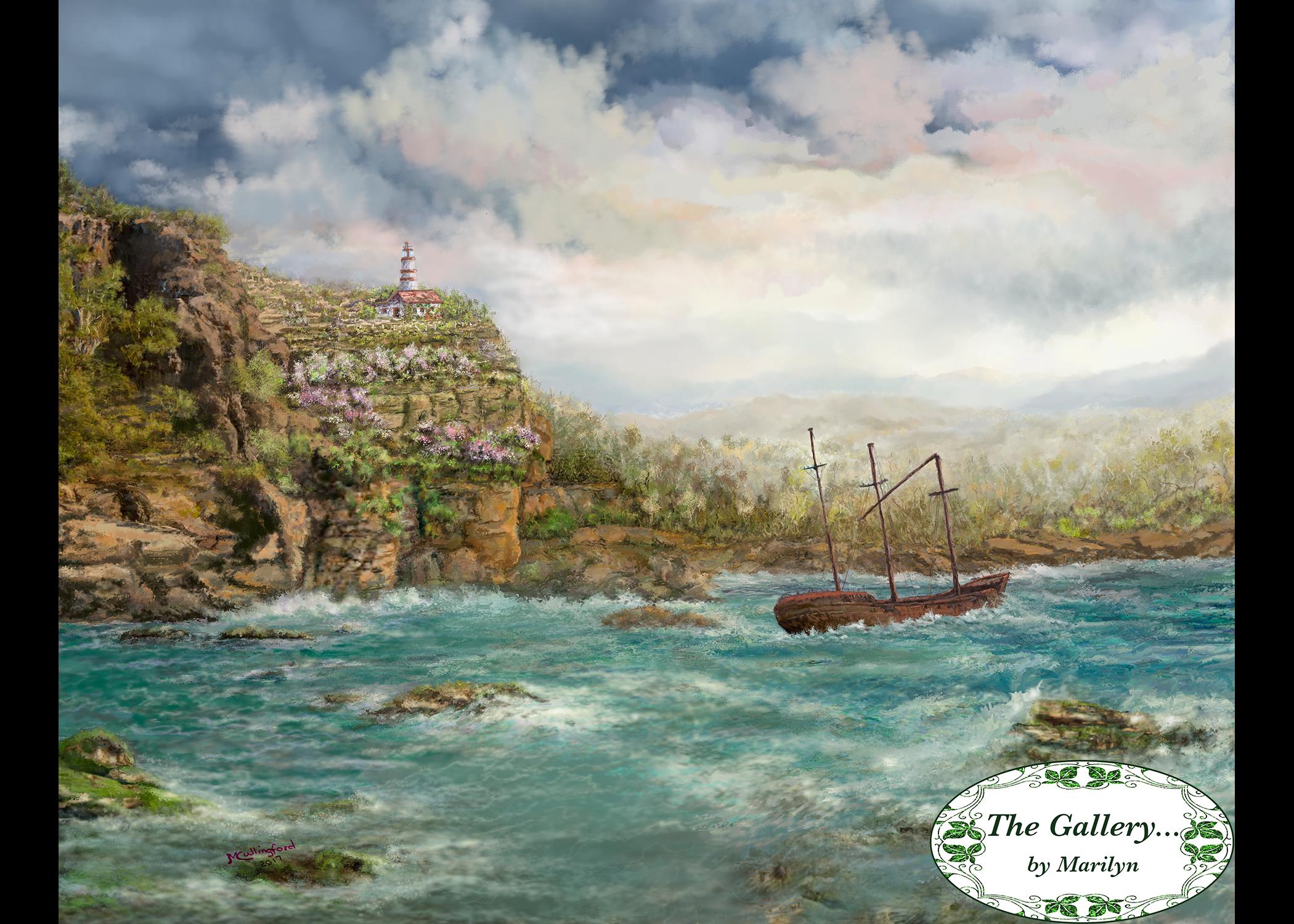 Shipwreck Shoal