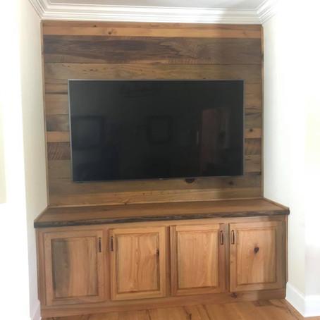 Sinker Cypress Cabinet