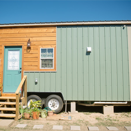 Lafayette Tiny House Build (Louisiana Tiny Home Builder}