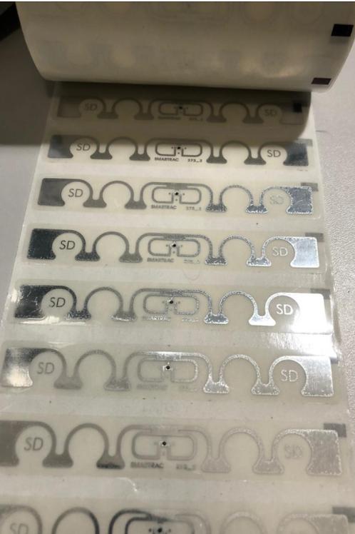 Tag 100x16 Shortdipole inlay molhado (com cola)