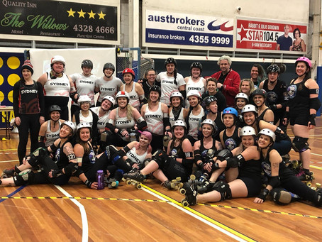 The Inaugural Sydney Skate Offs