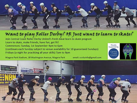 Last chance to sign up to learn to skate!