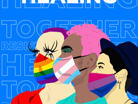 Together: Resisting, Supporting, Healing!