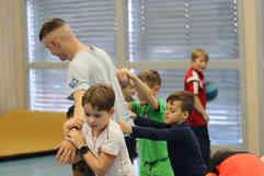 Spiel, Sport und Spaß - in der KiSS Friedrichshafen
