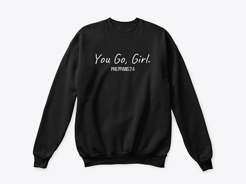 You Go, Girl.