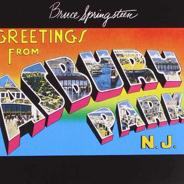 Greetings from Ashbury park, N.J. (1973)