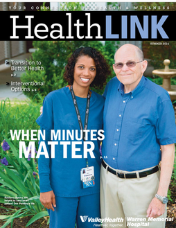 Valley Health stroke article