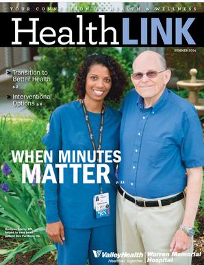 Valley Health stroke article